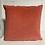 Thumbnail: Coral Velvet Wings Cushion