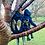 Thumbnail: Kids Gold Glitter Wing Hoodie