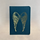 Thumbnail: Golden Wings Notebook - Teal