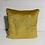 Thumbnail: Yellow Velvet Wings Cushion