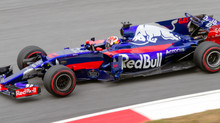 Un toro lanciato a velocità da F1