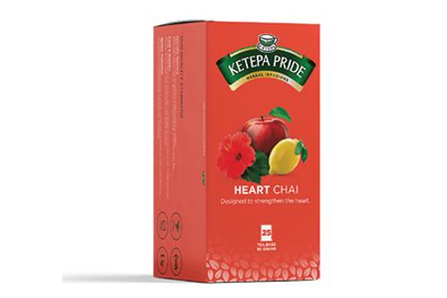 Kräutertee Chai für ein gesundes Herz Teebeutel 25 Stk