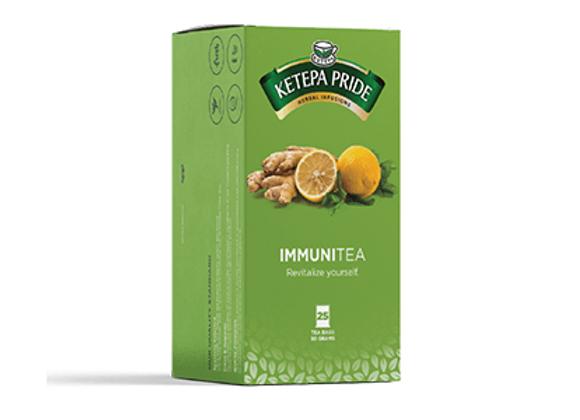 Kräutertee für ein kräftiges Immunsystem Teebeutel mit Umschlag 25 Stk