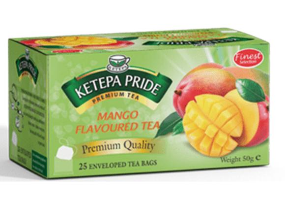Ketepa Pride Mango Teebeutel mit Umschlag 25 Stk