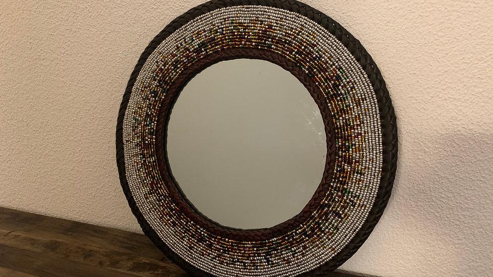 Spiegel rund klein