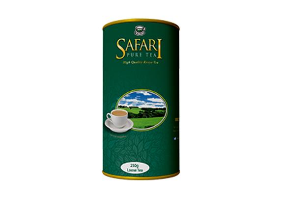Safari Pure Offener Tee in einer Blechdose 250g