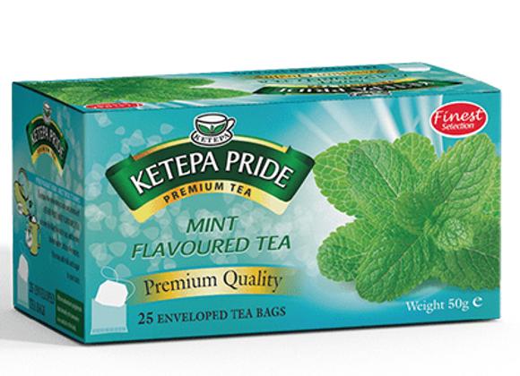 Ketepa Pride Minze Teebeutel mit Umschlag 25 Stk
