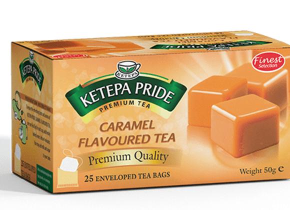 Ketepa Pride Karamel Teebeutel mit Umschlag 25 Stk