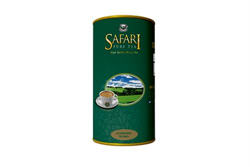Safari Pure Tee in Blechdose