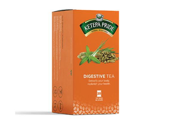 Kräutertee für eine sanfte Verdauung Teebeutel mit Umschlag 25 Stk