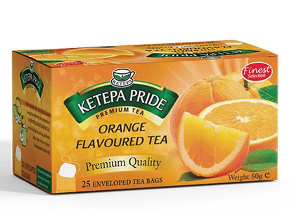 Ketepa Pride Orange Teebeutel mit Umschlag