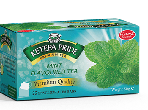 Minze Aromatisierter Tee Teebeutel 25 Stk