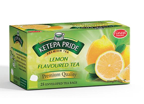 Ketepa Pride Zitrone Teebeutel mit Umschlag 25 Stk