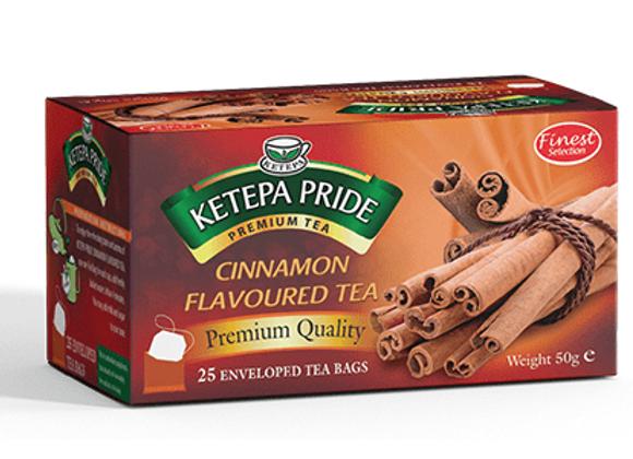 Ketepa Pride Zimt Teebeutel mit Umschlag 25 Stk