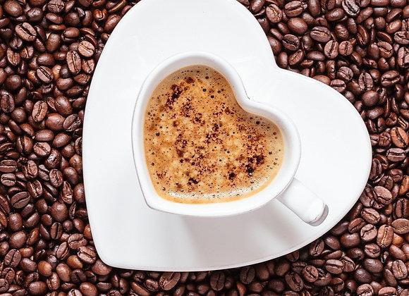 Kaffee-Abonnements in Bearbeitung