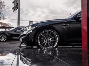 BMW F87 M2にHREを装着!