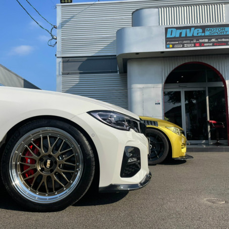 BMW|G20にBBSと3Dデザイン!