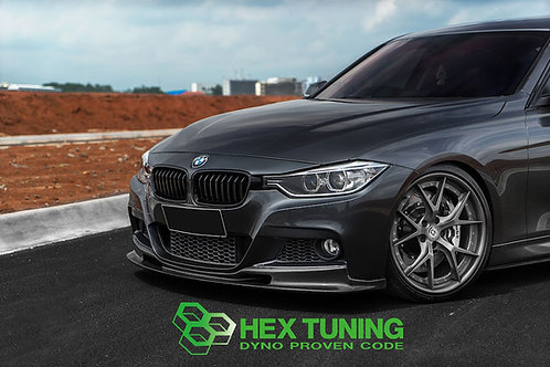 HEX TUNING STAGE TWO|ECU SOFT WARE For BMW F2X/F3X N55 Motor