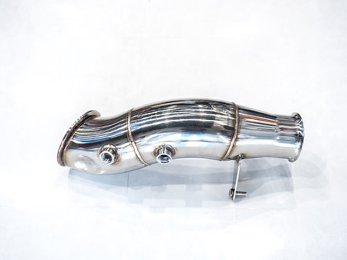 IP DownPipe Catless For BMW F2X/3X/87M2/N55Motor