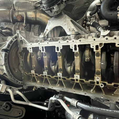 S55エンジンをバラしてみた!|N55エンジンブローは復活なるか???