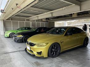 BMWのみんなでオカコク行ってきた!|DMG