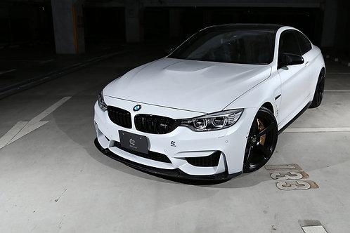 """3D DESIGN""""Carbon Spolier Kits The BMW F80/F82 PROGRAM For M3/M4"""