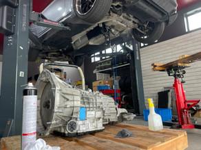 E92M3のDCTをOH修理したのです!