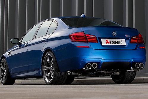 "AKRAPOVIC""Evolution Line for BMW M5 (F10)"