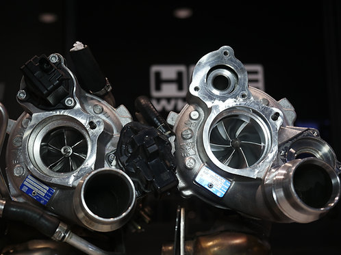BIG TURBO KIT for BMW F87 M2 N55 Motor""