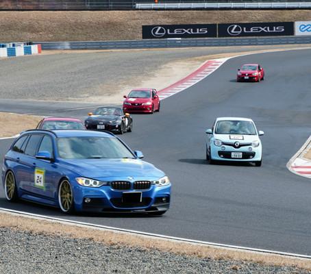 BMW F31|KWからBILSTEINに仕様変更!