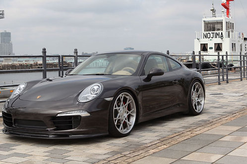 Kohlenstoff for PORSCHE 991 Carrera S FULL BODY KIT
