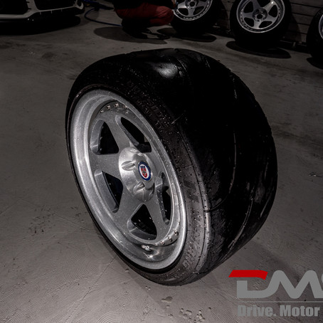 BMW F80 M3にHRE C305 ストーンフィニッシュ装着!