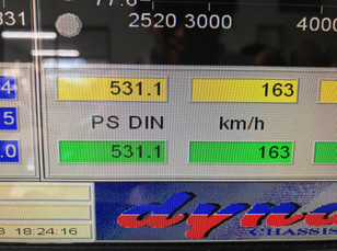F87 M2 531.1馬力 を あっさりマーク!日本最速のM2出来ました!