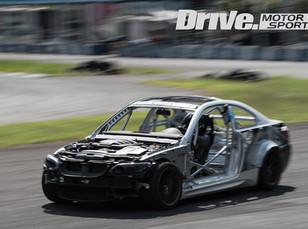 Drive.デモカー E92M3復活計画Vol.5