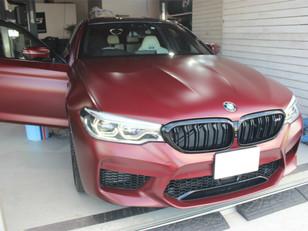 BMWユーザーさまにとっても人気なコーディング