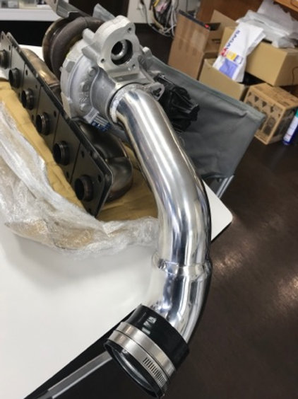 INTAKE PIPE For BMW F2X/3X/87M2/N55Motor