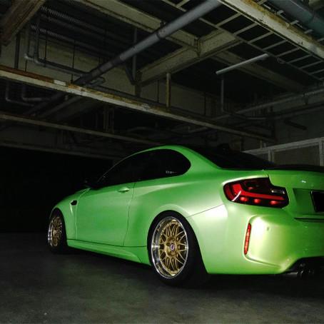 BMW M2/M3/M4でレースに参戦!in 岡山国際サーキット