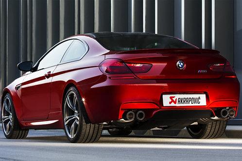 "AKRAPOVIC""Evolution Line for BMW M6 (F12/13)"