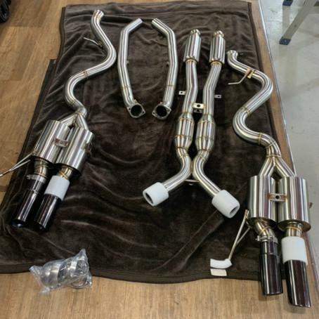 BMW E92M3|イロイロお取付け!