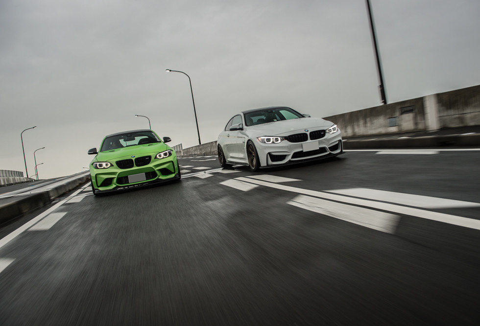 M4 and M2