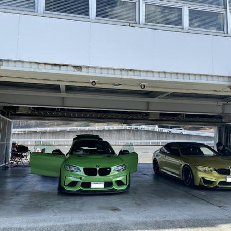 デモカー|ド前期M2|アップデート|ミドリ