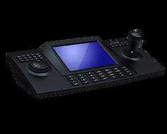 Rugged Mil.Std PTZ Controller Joystick