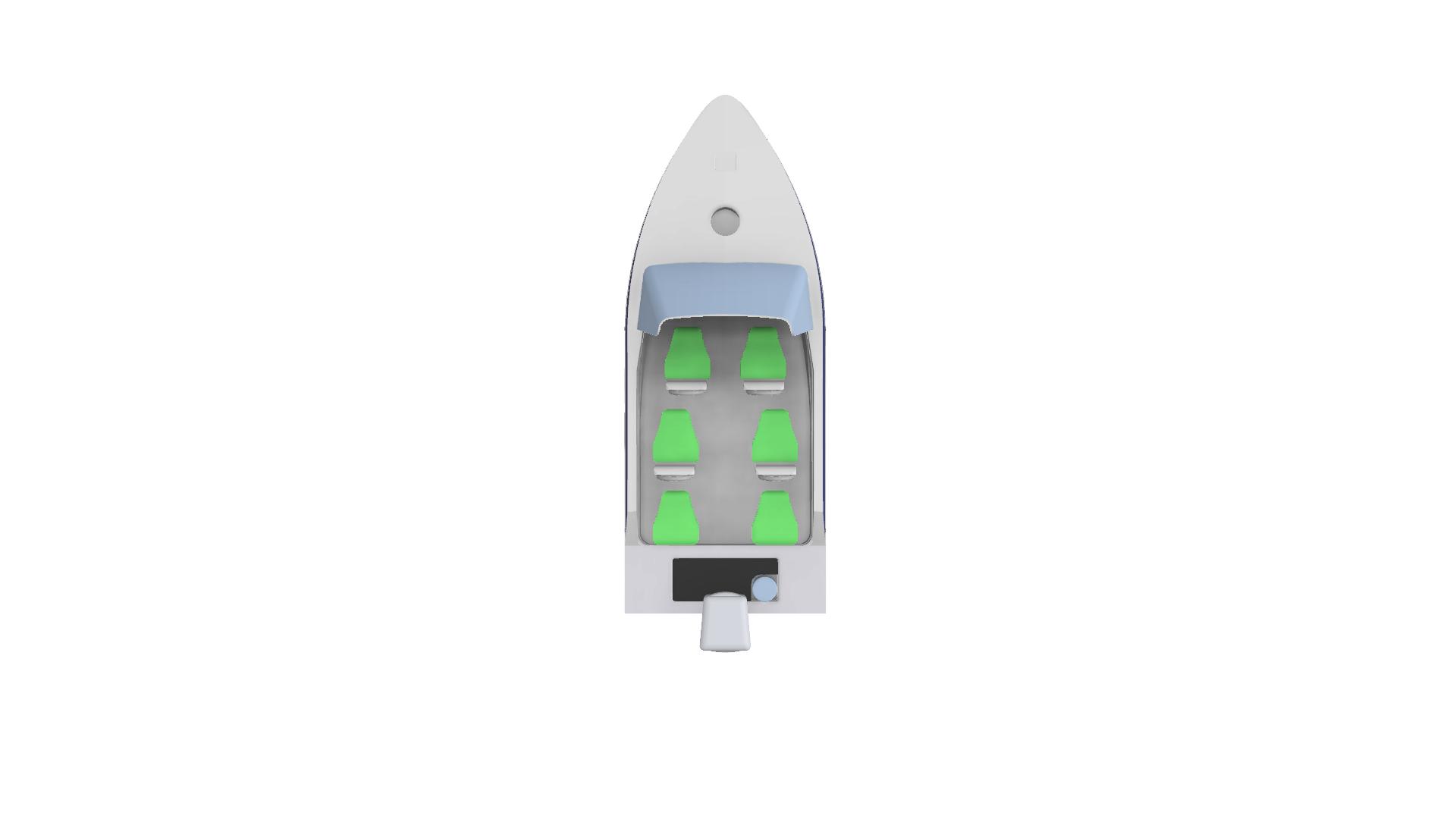 T55-A003 Tacht_ASM_w6Seat v3