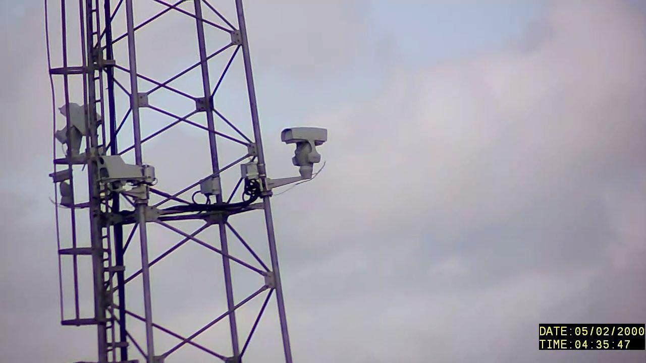 Mombasa Port Surveillance