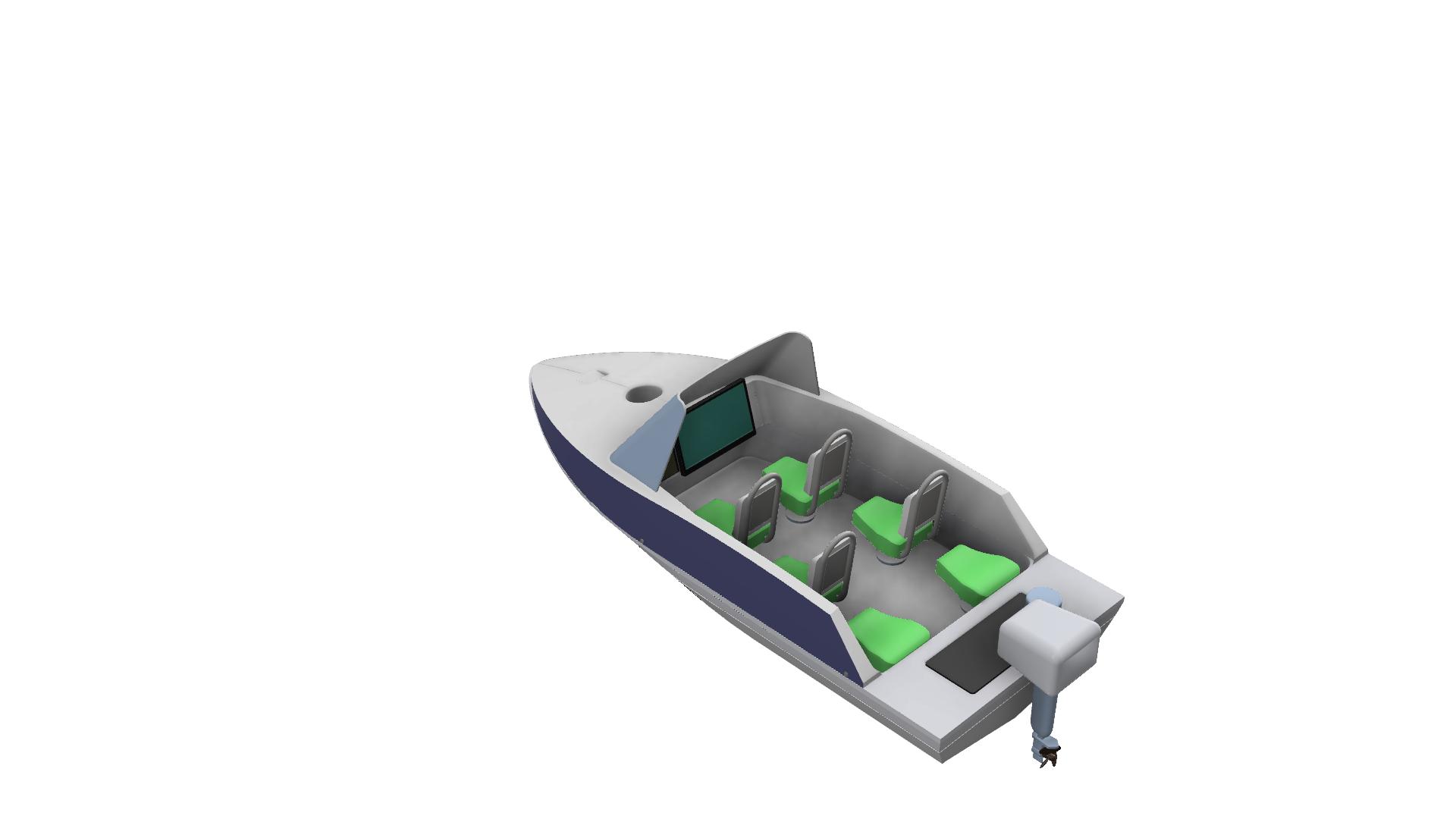 T55-A003 Tacht_ASM_w6Seat v2