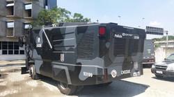 Riot Control Site, Brazil
