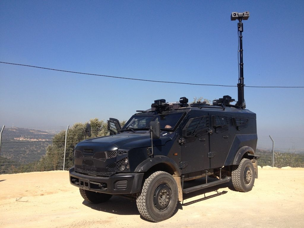 Vehicle Observation System