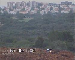 Ramat Hanadiv Fire Detection