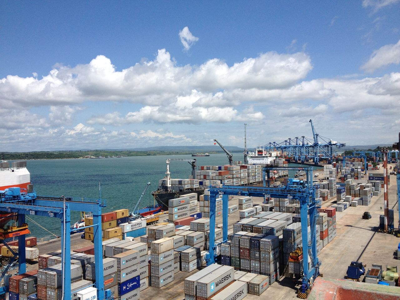Mombasa Port Protection