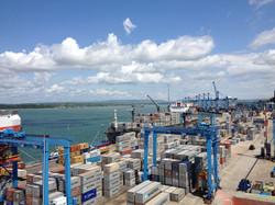 Mombasa Port Protection